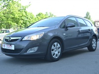 Opel Astra J Sports Tourer